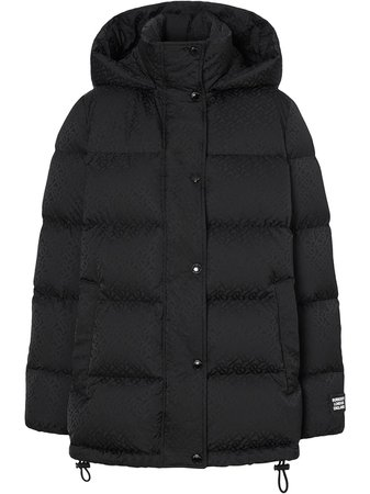 Burberry Monogram Puffer Jacket - Farfetch