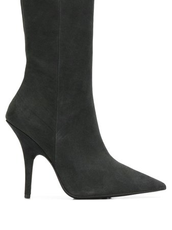 Yeezy Slim Fit Stiletto Boots YZ6161311 | Farfetch