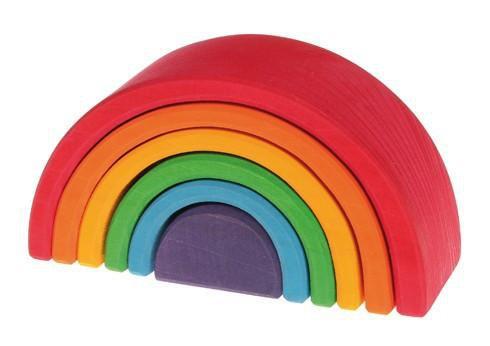 6 Piece Rainbow – Lil Tulips
