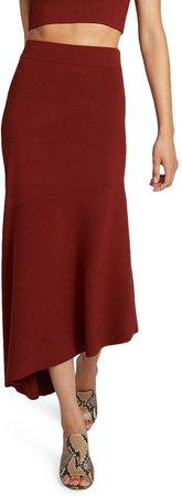 Jasper Asymmetrical Skirt