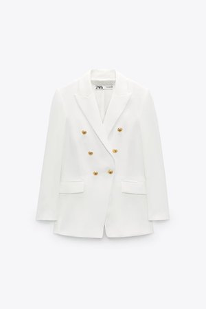 TAILORED BLAZER WITH BUTTONS | ZARA United States
