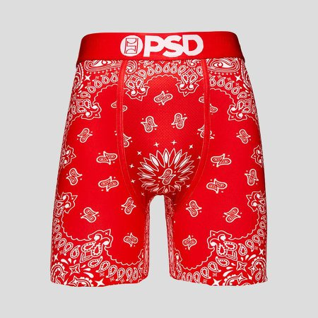 Affordable Luxury Men's Boxer Briefs from Kyrie Irving & PSD Underwear