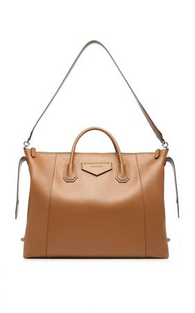 Antigona Large Soft Leather Tote By Givenchy | Moda Operandi