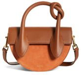 Dolores Colorblock Leather Crossbody Bag