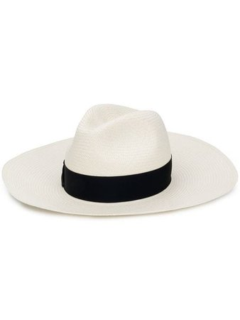 Borsalino Straw Hat - Farfetch
