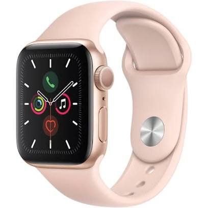 newest apple watch rose gold 38mm series 5 - Google Search