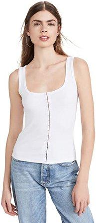 LNA Women's Ribbed Maggie Tank at Amazon Women's Clothing store