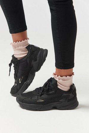 adidas Originals Falcon Mono Sneaker | Urban Outfitters