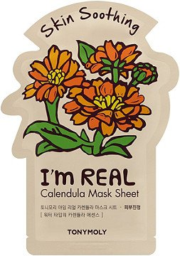TONYMOLY I'm Real Calendula Sheet Mask   Ulta Beauty