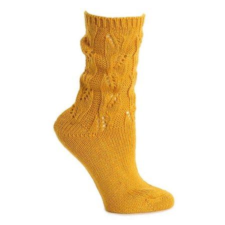 MeMoi Accessories   Memoi Pointelle Sweater Knit Socks Nwt   Poshmark