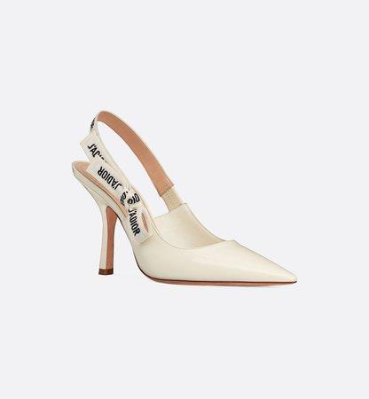 J'Adior pump in patent calfskin - Shoes - Women's Fashion   DIOR