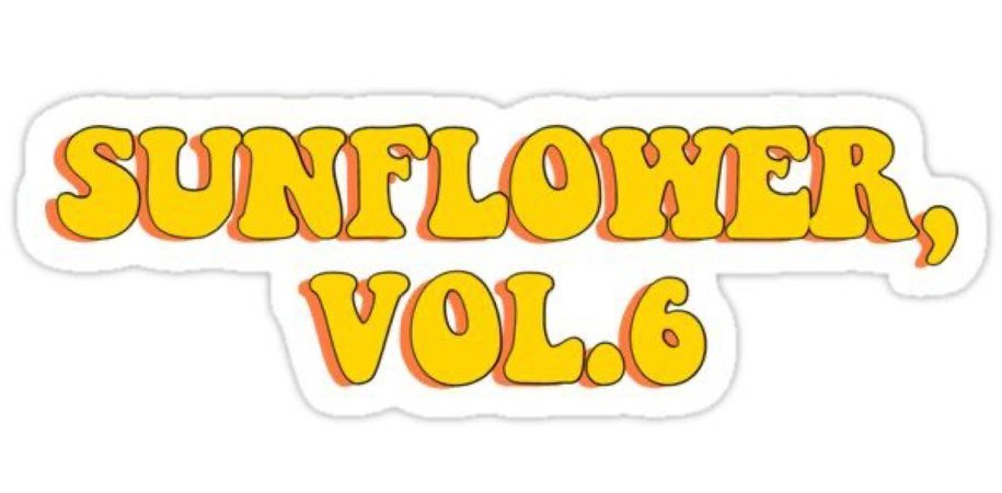 sunflower Vol 6