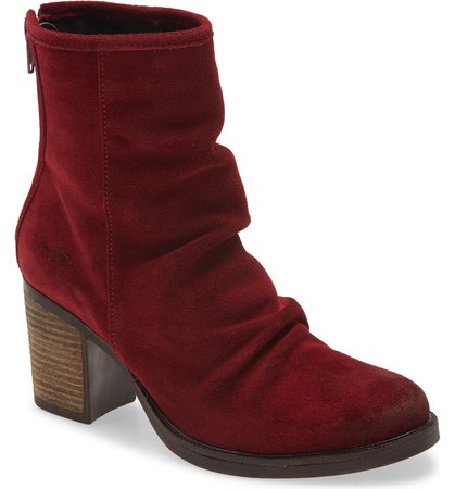 Bos. & Co. Bevy Block Heel Bootie (Women) | Nordstrom