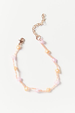Daisy Chain Anklet | Urban Outfitters