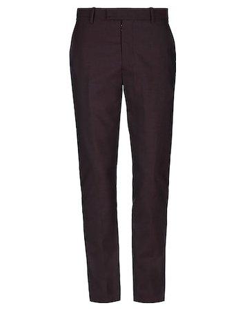 Maison Margiela Casual Pants - Men Maison Margiela Casual Pants online on YOOX United States - 13510713XT