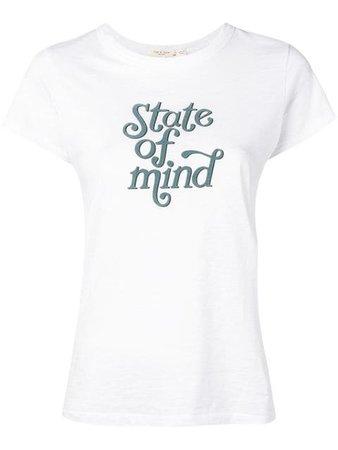 Rag & Bone State Of Mind T-shirt - Farfetch