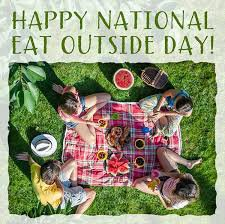 eat outside picnic - Google Search