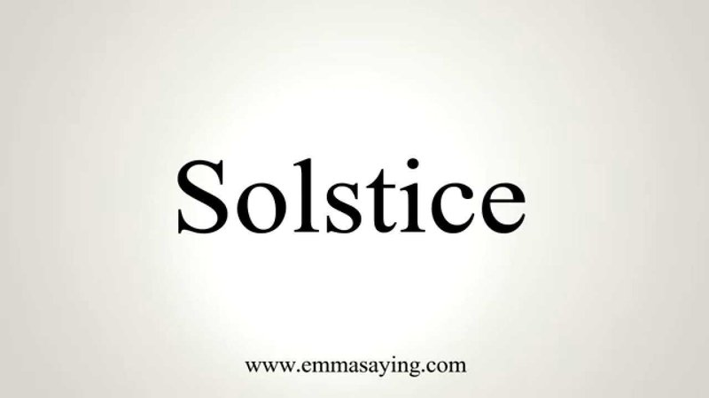 summer solstice word - Google Search