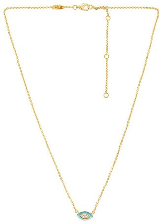 Basirah 18k Gold Vermeil Necklace