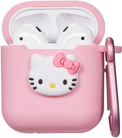 hello kitty AirPods silicone case