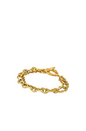 Amber Sceats Chain Bracelet in Gold | REVOLVE