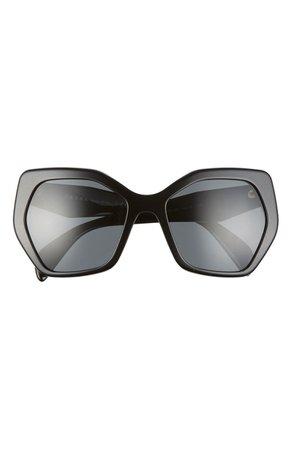 Prada Heritage 56mm Sunglasses (Nordstrom Exclusive) | Nordstrom