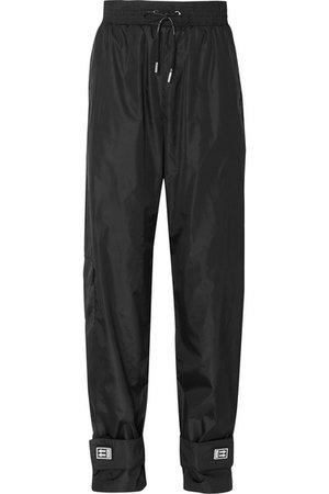 Off-White | Pantalon de survêtement en tissu technique à appliqués | NET-A-PORTER.COM