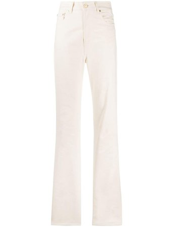 Jacquemus Relaxed straight-leg Jeans - Farfetch