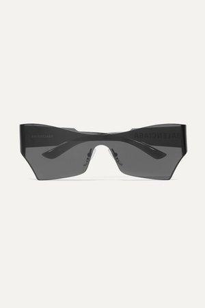 Balenciaga   Square-frame acetate sunglasses   NET-A-PORTER.COM