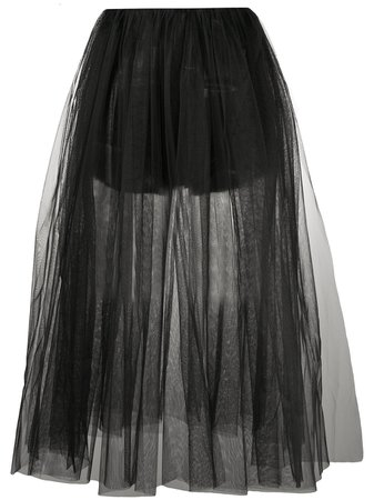 Alchemy Layered Tutu Style Skirt - Farfetch
