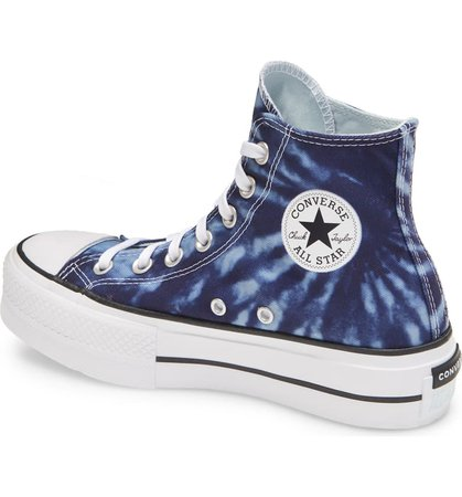Converse Chuck Taylor® All Star® Lift High Top Platform Sneaker (Women) | Nordstrom