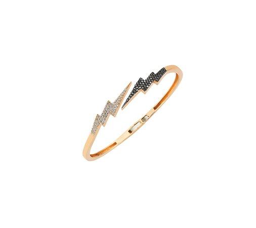 Lightning Bracelet   Bracelets and Cuffs   Products   BEE GODDESS