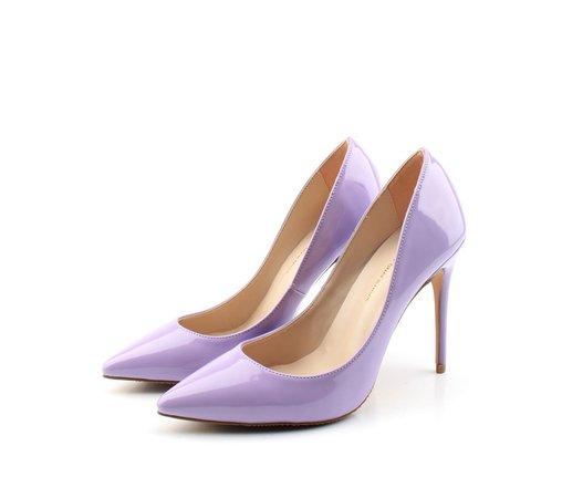 2018 women pumps purple shoes woman 10CM high heels sexy fashion footwear wedding patent leather women's bride shoes for women K 089-in Boots from Shoes on Aliexpress.com | Alibaba Group