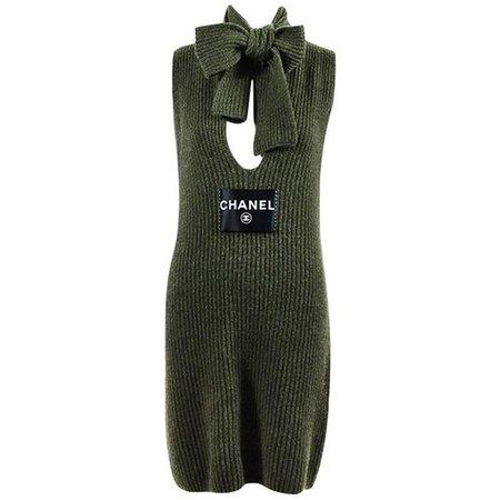 VINTAGE & DESIGNER DAY DRESSES (CHANEL)