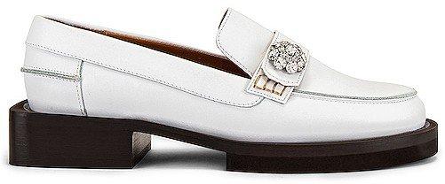 Embellished Loafer