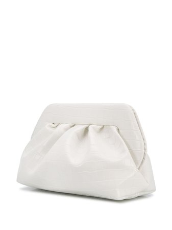 Themoirè Bios Clutch Bag - Farfetch