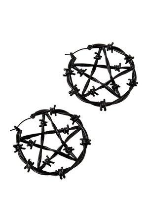 Killstar Life's A Witch Earrings