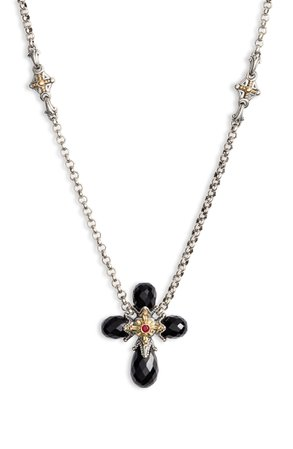 Konstantino Calypso Cross Pendant Necklace | Nordstrom