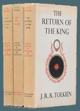 tolkien books
