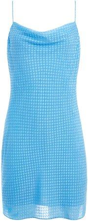 Harmony Drapey Mini Slip Dress