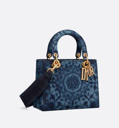 Lady Dior KaléiDiorscopic bag - Bags - Women's Fashion | DIOR