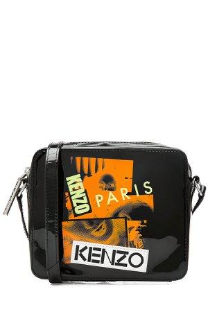 Patent Leather Shoulder Bag Gr. One Size