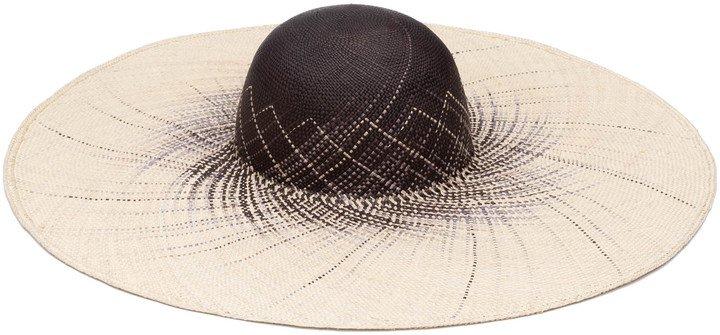 Sunny Straw Sun Hat
