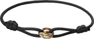CRB6016700 - Trinity bracelet - White gold, yellow gold, pink gold - Cartier