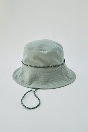 Bucket hat with cord - pull&bear