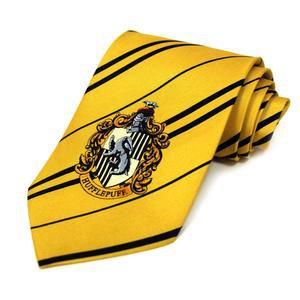 Hufflepuff Tie – Harry Potter Shop