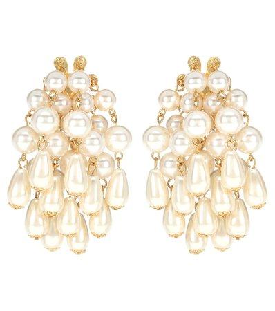 Pearl Cluster Earrings - Lele Sadoughi | mytheresa
