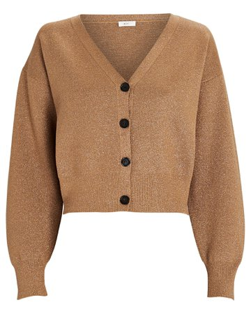 A.L.C. Peters V-Neck Cardigan | INTERMIX®
