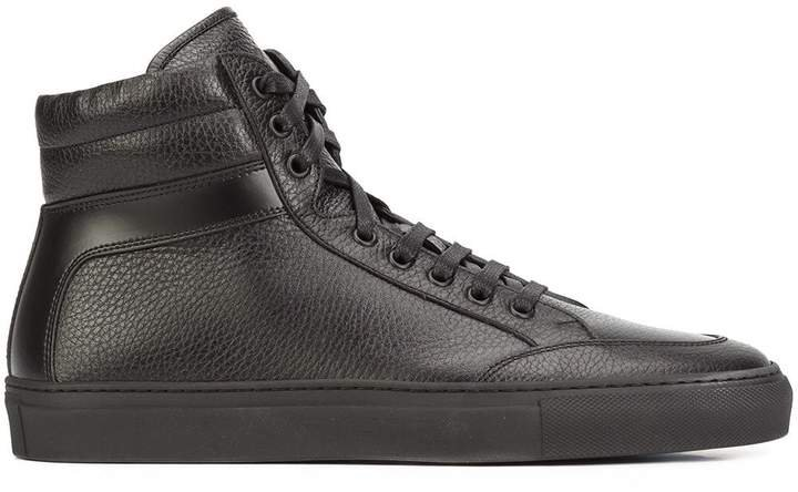 'Primo Nero' hi-top sneakers