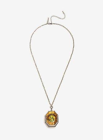 Harry Potter Horcrux Salazar Slytherin's Locket Necklace